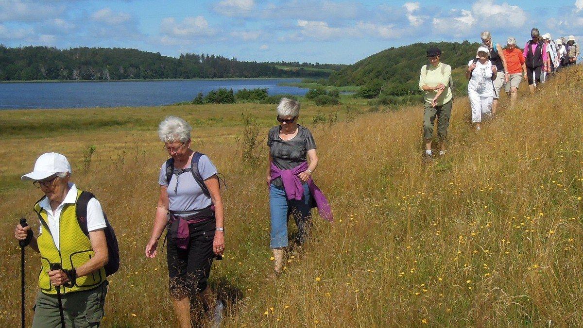 Pilgrimsvandring langs Kilen til Ølby Præstegård