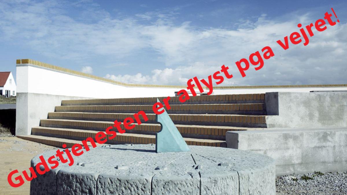 AFLYST! Aftengudstjeneste på Solnedgangspladsen i Lyngby