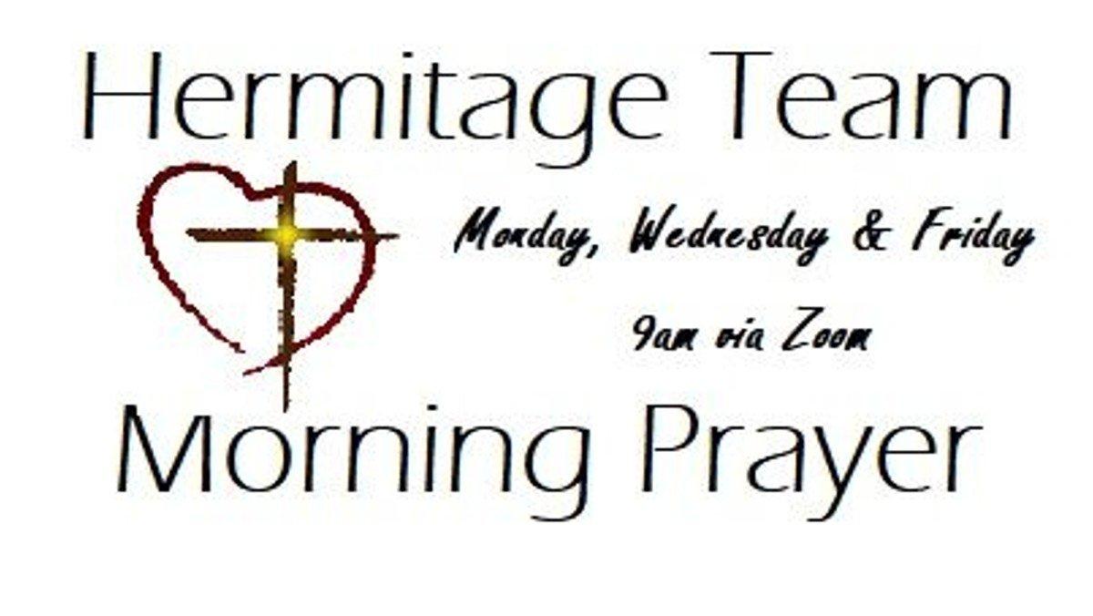 Virtual Morning Prayer with Reverend Wayne
