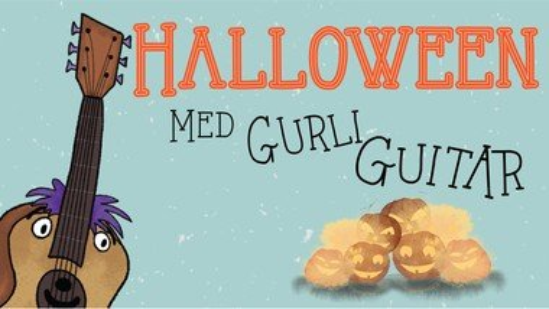 Halloween med Gurli Guitar