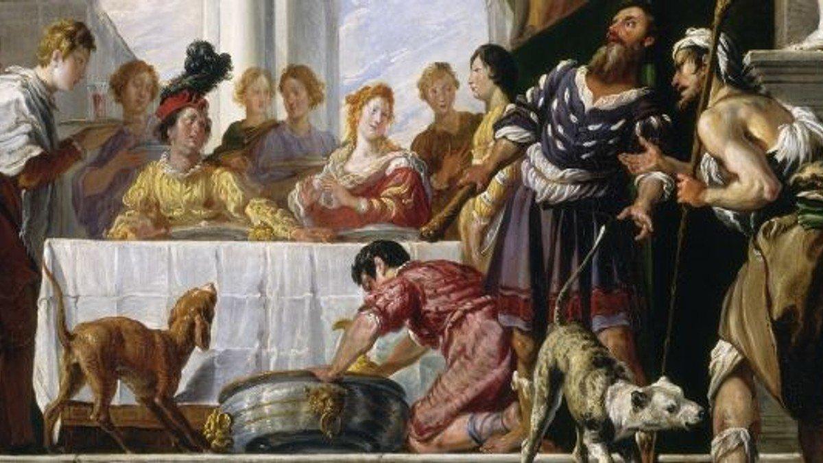 Gudstjeneste - 1. søndag efter Trinitatis