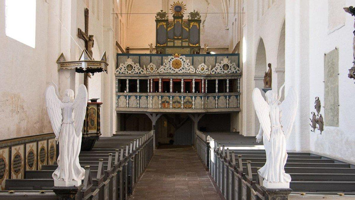 Orgelmatiné i Børglum Klosterkirke