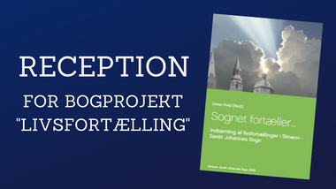 Bogreception for bogprojekt