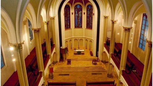 Offene Kirche Montag bis Freitag von 15-17 Uhr