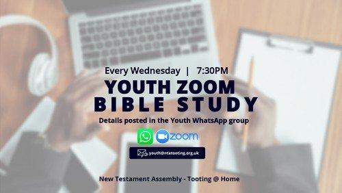 Youth Bible Study