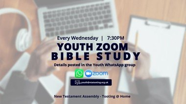 Youth Bible Study