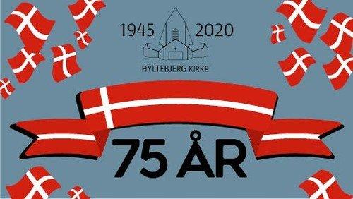 Festivaldag i anledning af kirkens 75 års fødselsdag