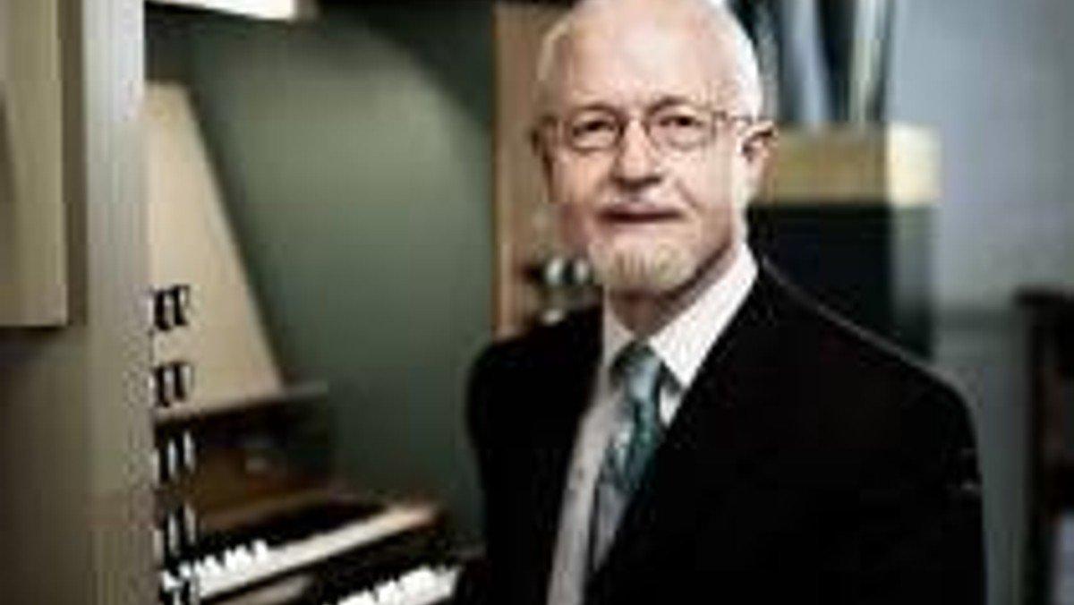 Orgelkoncert Gwyn Hodgson
