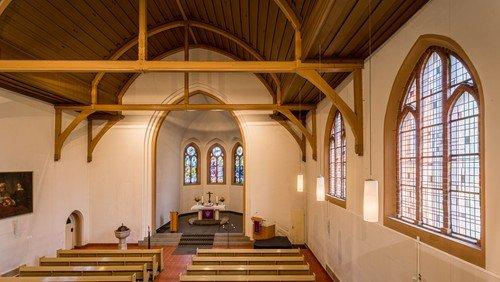 Musikalischer Gottesdienst in Waidmannslust