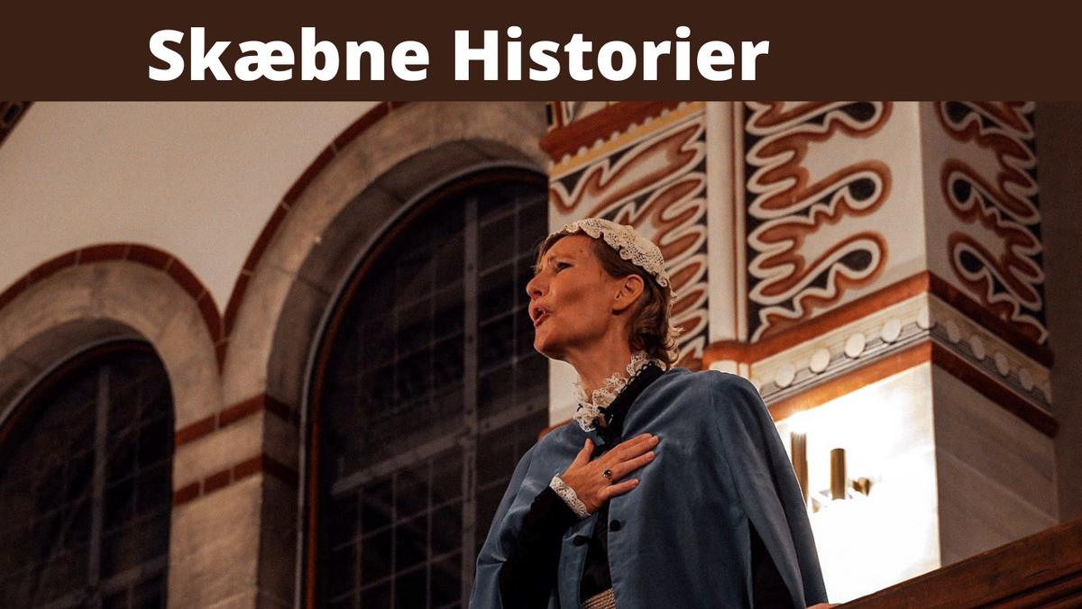 Fortællecafé med Annethia Lilballe - Skæbnehistorier om Marie Grundtvig