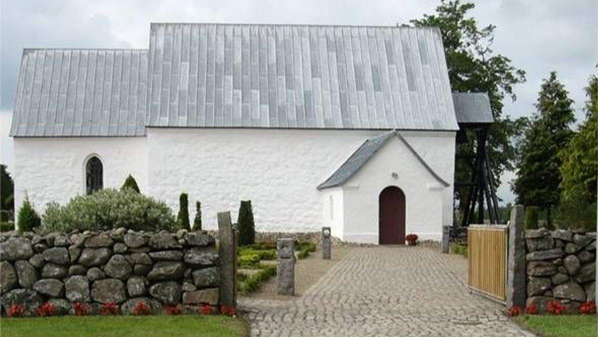 Gudstjeneste i Vrads Kirke