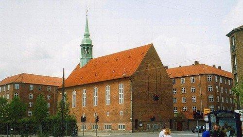 Højmesse i Allehelgens Kirke