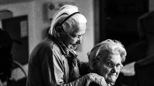 Sich rüsten fürs Älterwerden