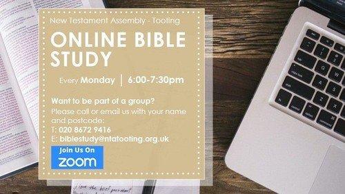 Bible Study Online