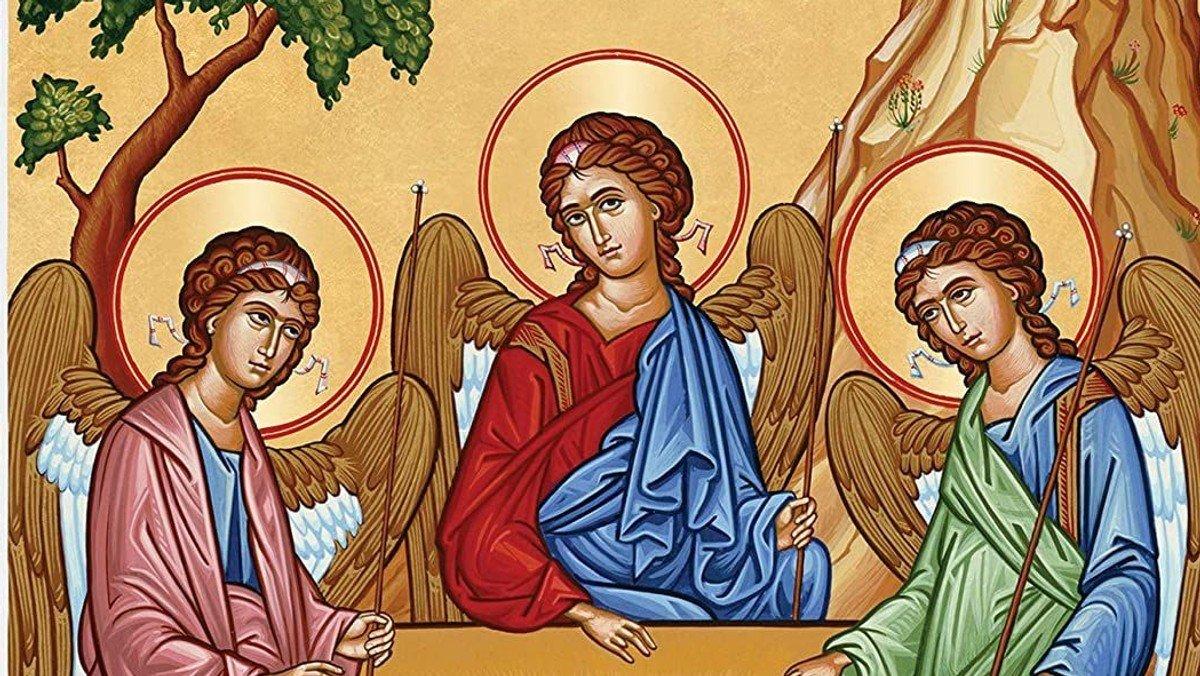 Højmesse  - Trinitatis søndag (tilmelding nødvendig) - gentages kl. 12
