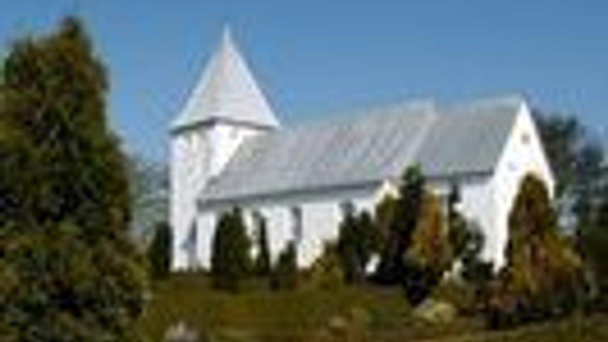 Højrup Kirke: Gudstjeneste v. Munch