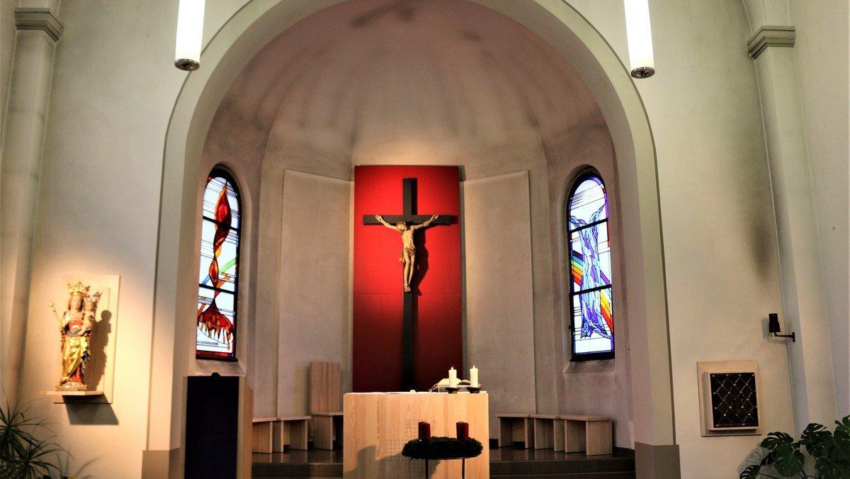 Anbetung und Beichtgelegenheit in St. Otto, Zinnowitz