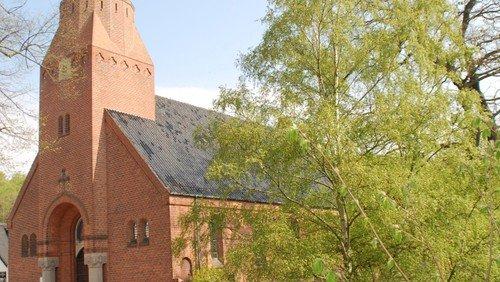 Højmesse i Frederiksværk Kirke