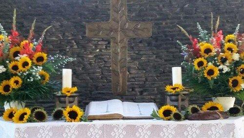 Predigtgottesdienst in Blumhardt mit Pia Rübenach