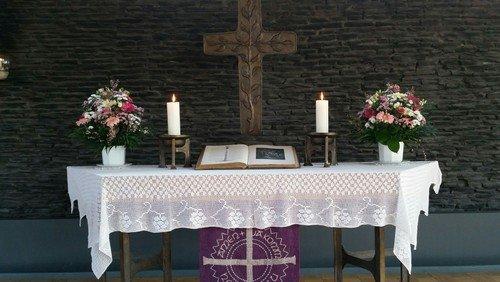 Predigtgottesdienst in Blumhardt mit Diana Scharfenberg