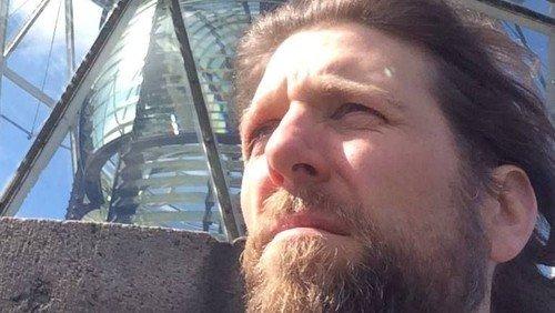 Sogneaften med sømandspræst Lars Ulrich Kofoed