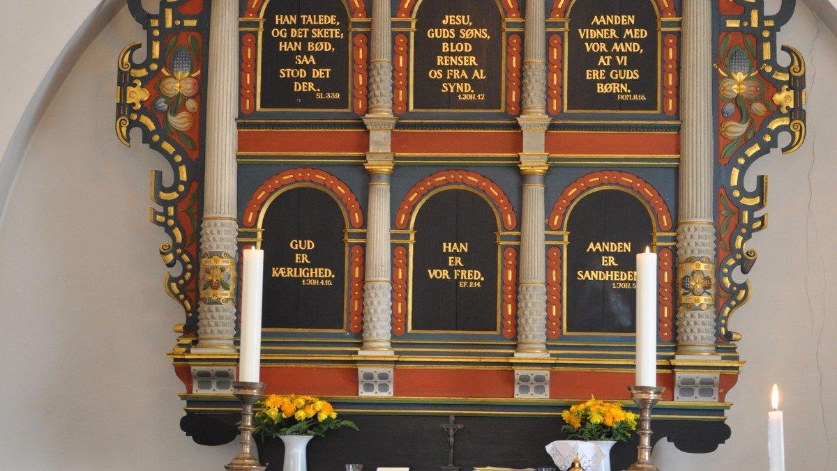 Gudstjeneste i St. Tårnby