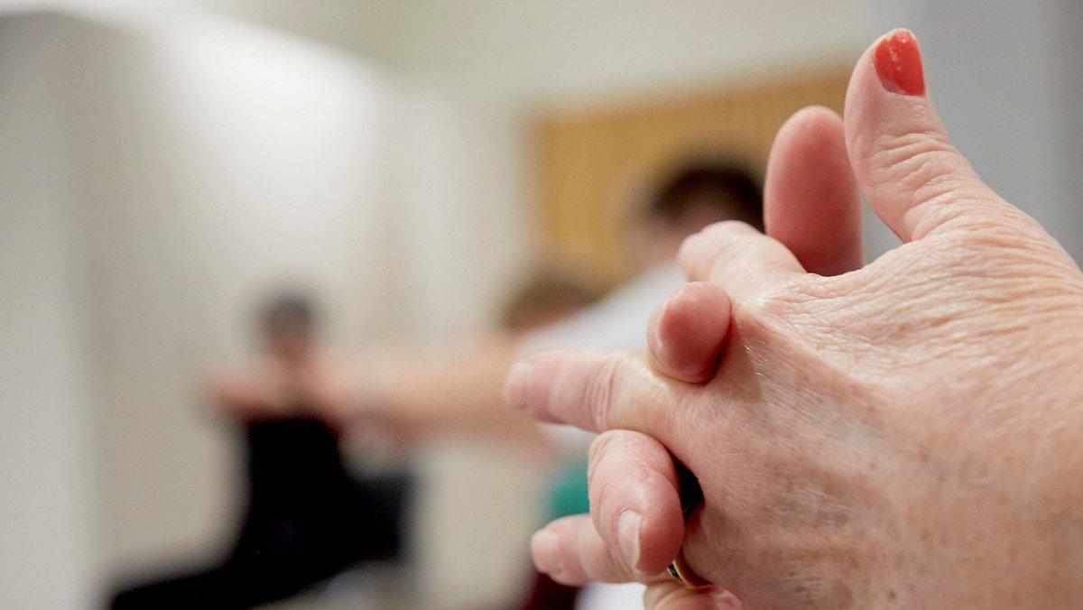 Ældre i bevægelse i Margrethekirken - åben for alle