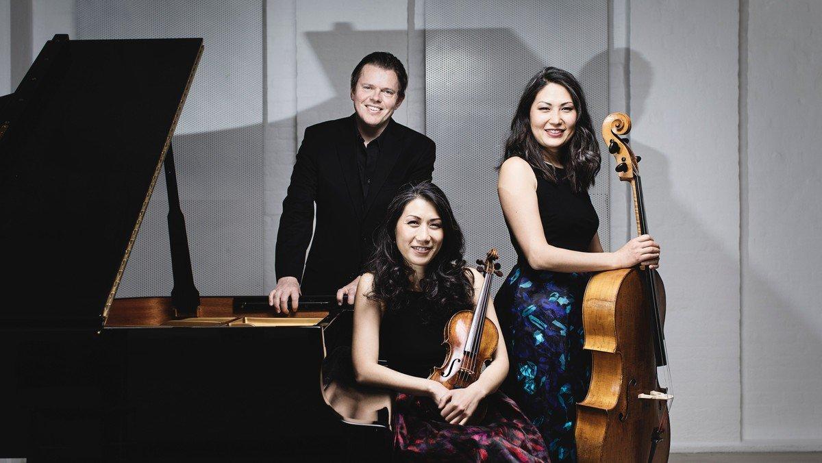 Trio con Brio - Kammermusikforeningen af 1887