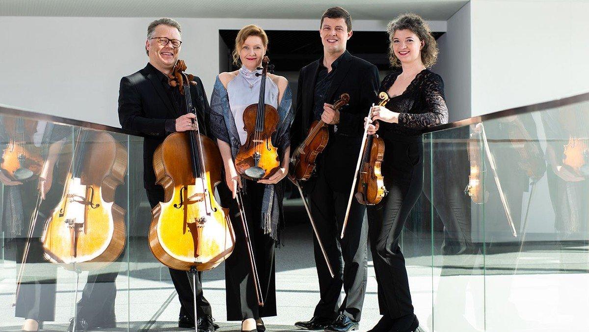 Henschel-kvartetten - Kammermusikforeningen af 1887