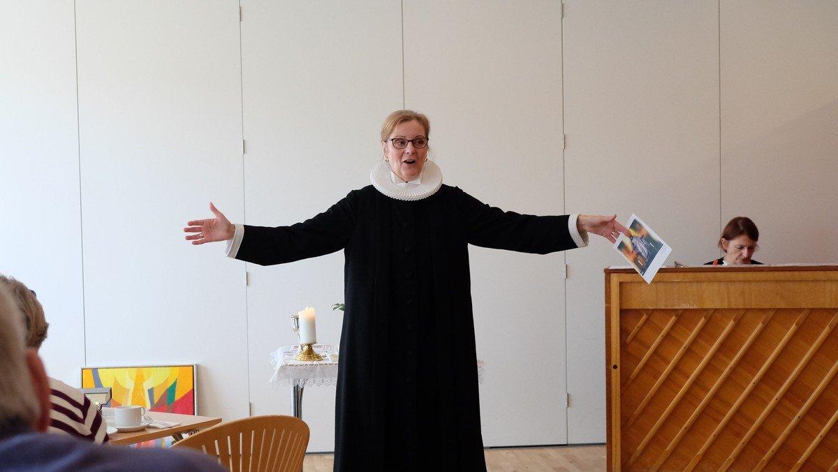 AFLYST - Demensvenlig gudstjeneste