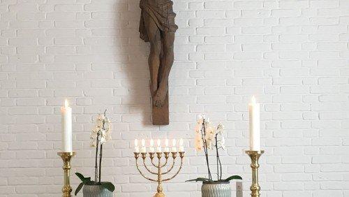 Gudstjeneste i Lynæs kirke ved Karen Schroll-Fleischer, 8. søndag efter trinitatis, Matt. kap. 7, vers 22-29