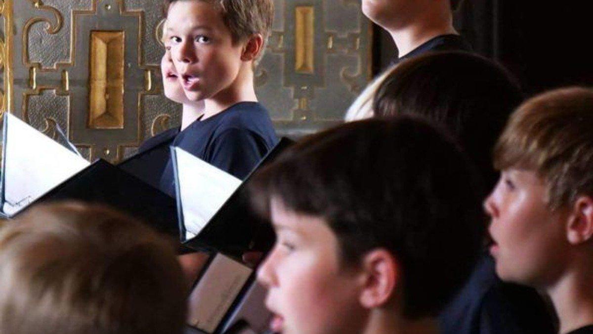2. søndag i advent  - med Frederiksborg drengekor