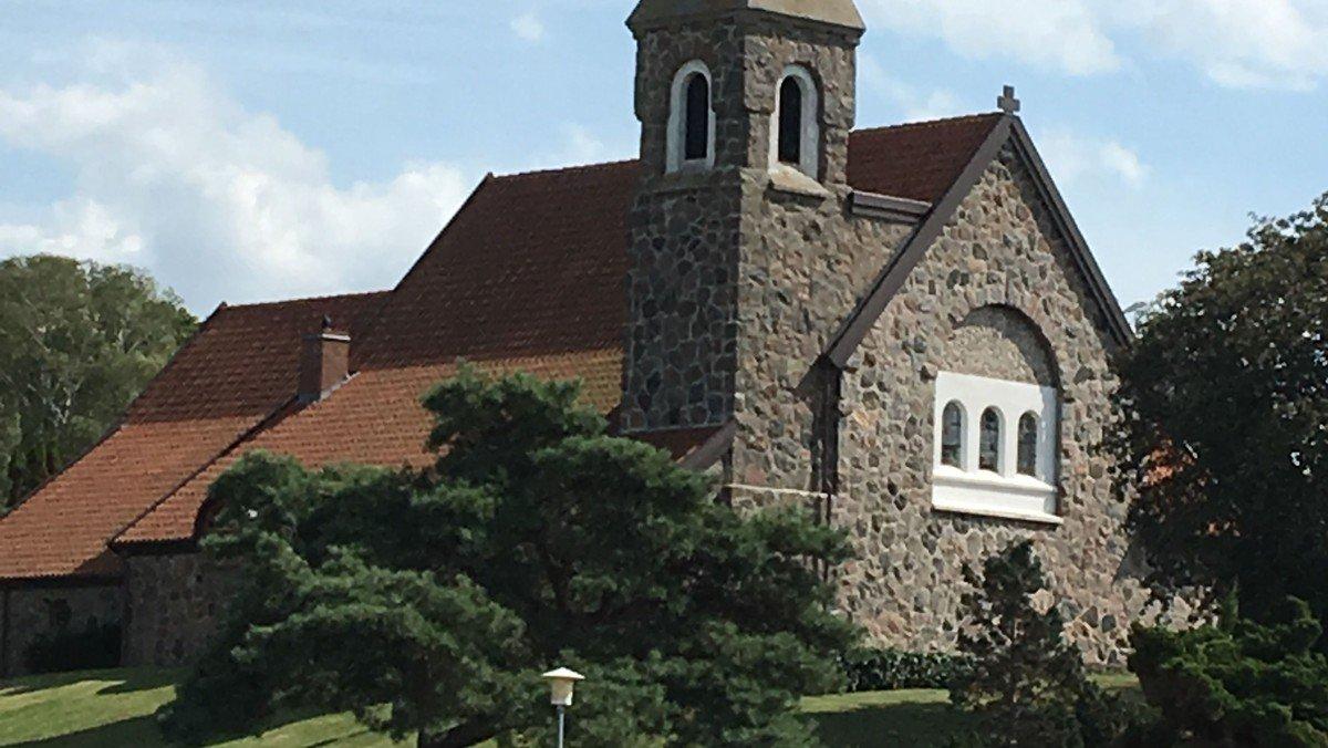 Gudstjeneste i Lynæs kirke ved Kristian Hein, 9. søndag efter trinitatis, Luk. kap. 12, vers 32-48 eller Luk. kap. 18, vers 1-8