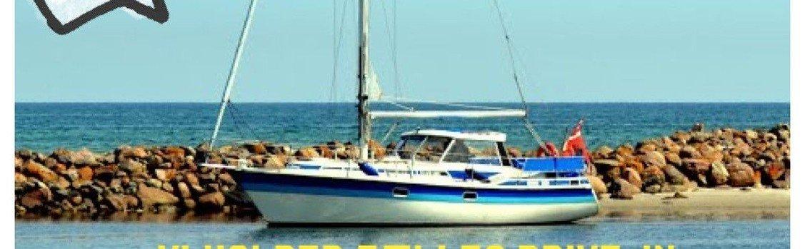 Fælles Drive-in Gudstjeneste på Asaa havn