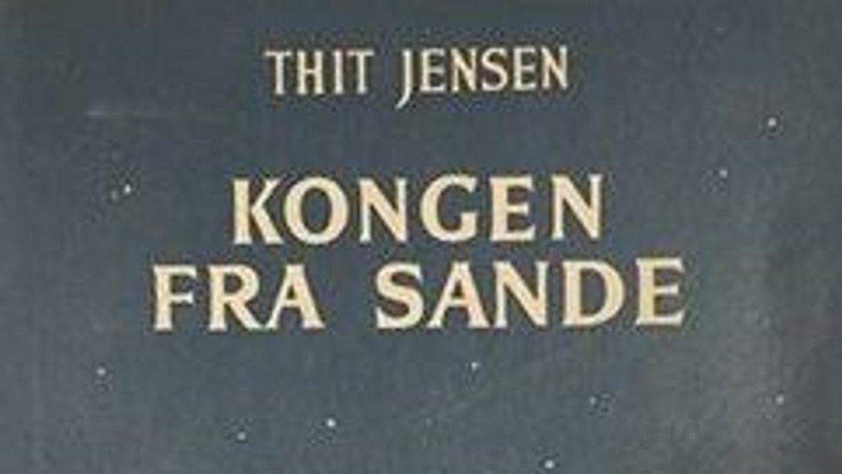 """Litteraturaften - """"Kongen fra Sande"""""""
