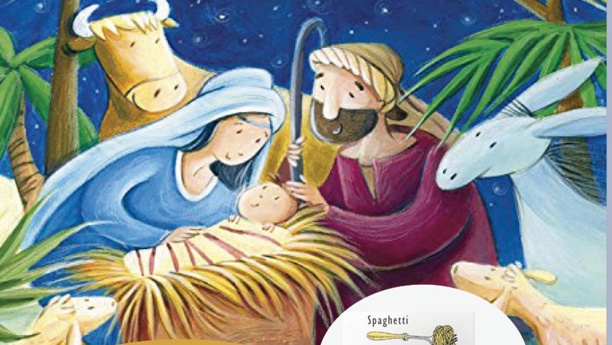 Gud & Spaghetti - JULE EDITION
