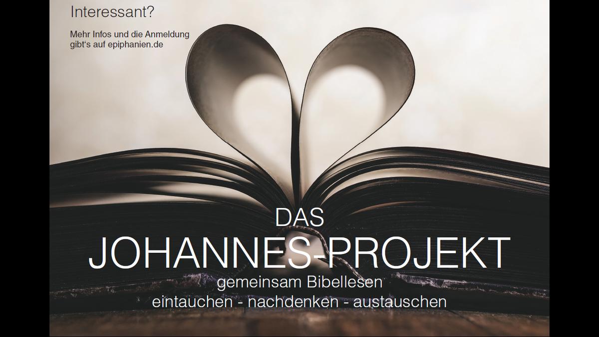 Johannes-Projekt I