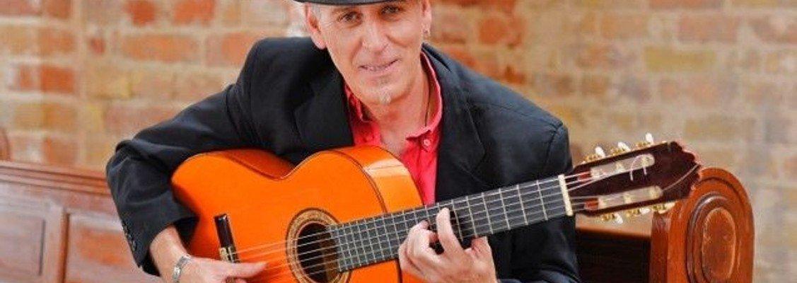 Adventskonzert: Rubin de la Ana - toques flamencos