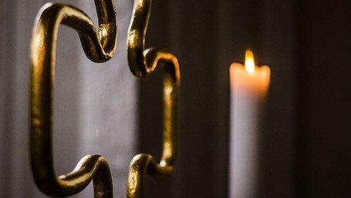 Aftengudstjeneste  v. Elizabeth Knox-Seith