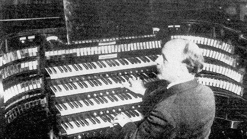 Orgelkoncert i domkirken - Louis Vierne 150 år