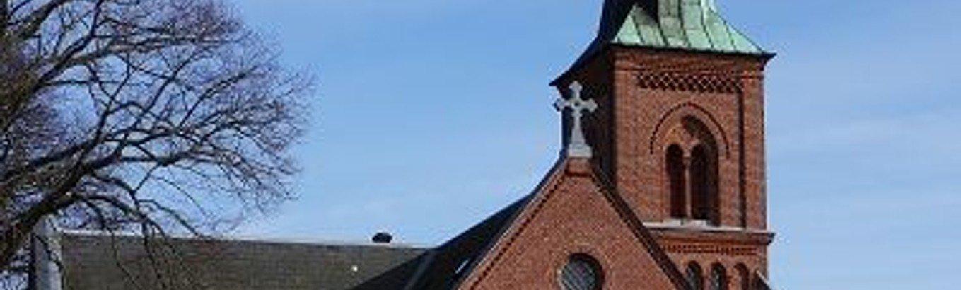 Højmesse i Vinderød Kirke