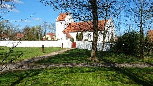 Weekend-retræte med åbne tidebønner i Ågerup kirke