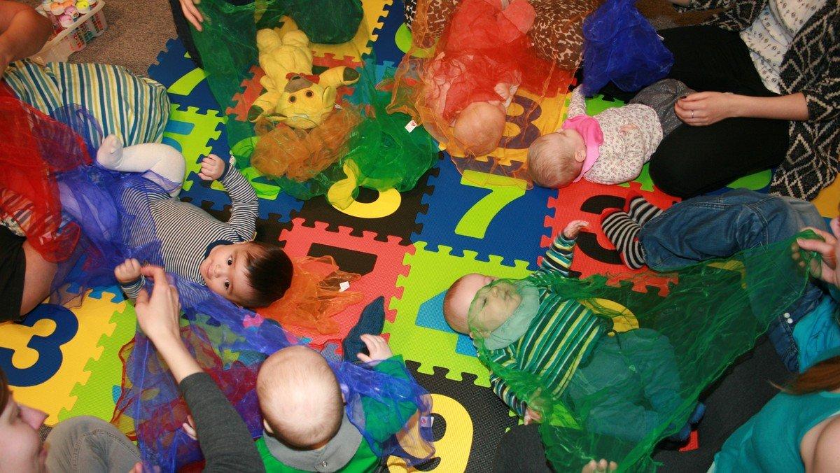 AFLYST: Babysalmesang 9.30 og 11.00