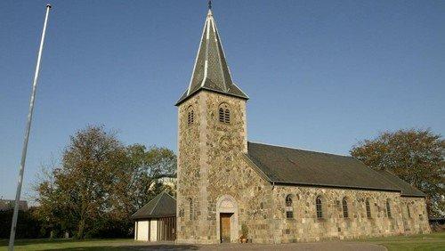 BUSK - RYTMISK - Gudstjeneste - Vildbjerg kirke