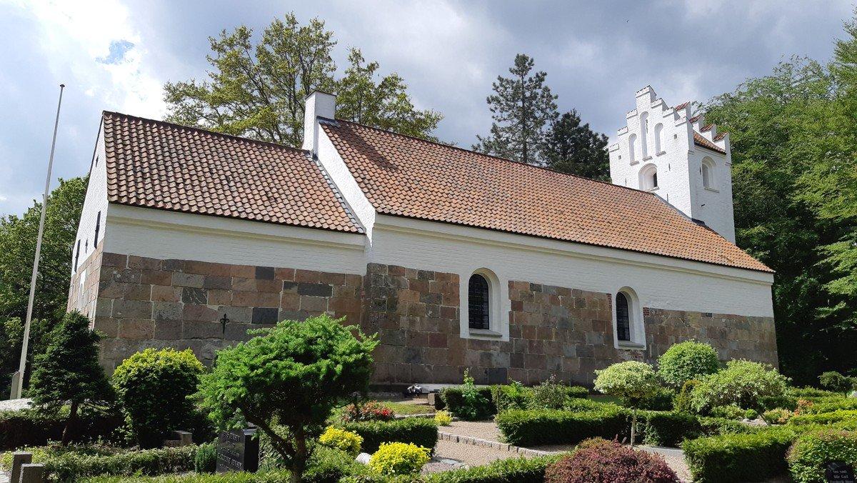 Kirkevandring og stilletid