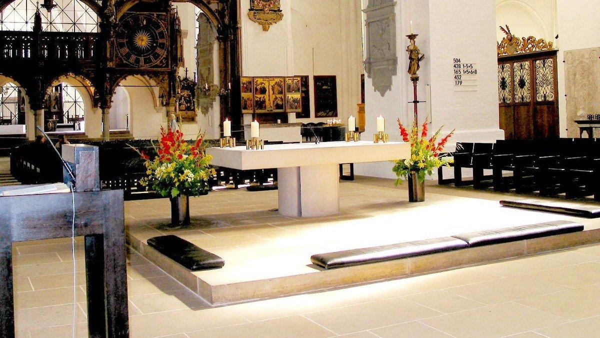 Gottesdienst am Vorletzten Sonntag des Kirchenjahres