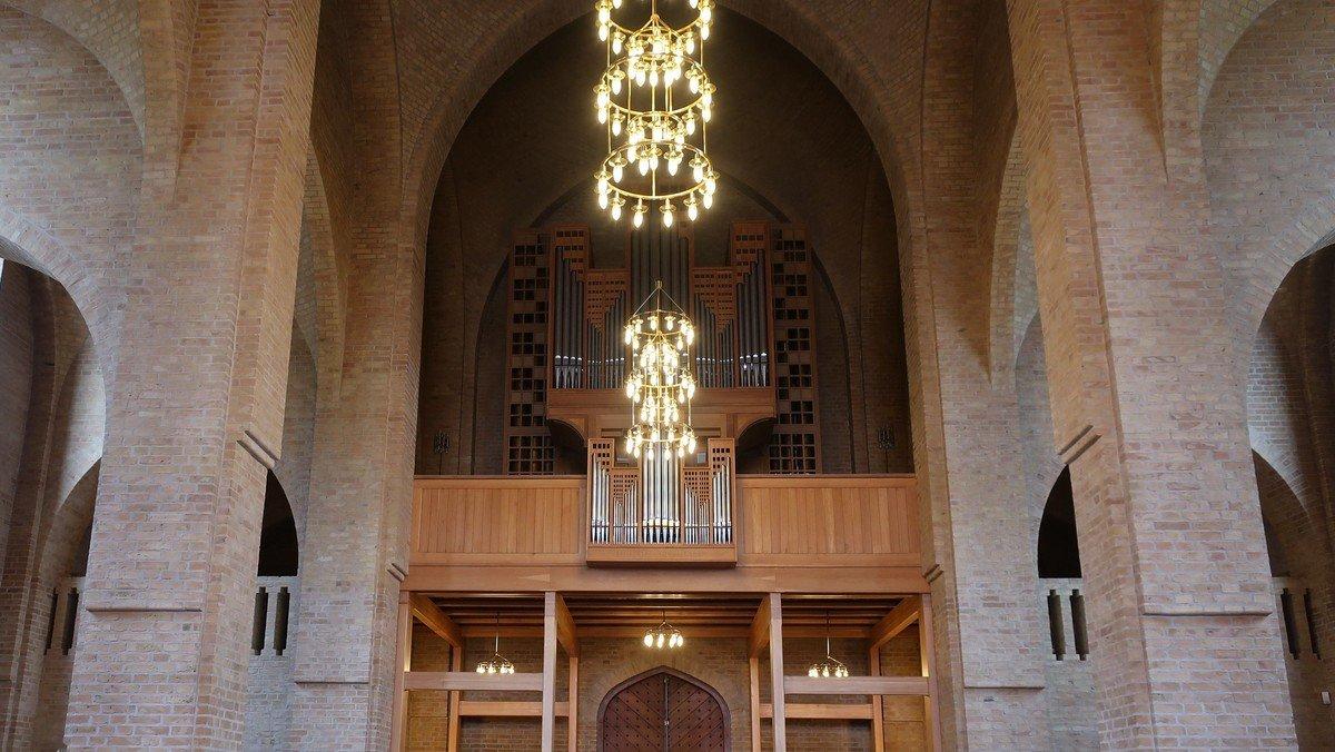 Orgelkoncert med organist Ilona Lobmayer, Orgelfestival i Sønderborg og omegn
