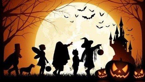Børnegudstjeneste - Allehelgen og Halloween