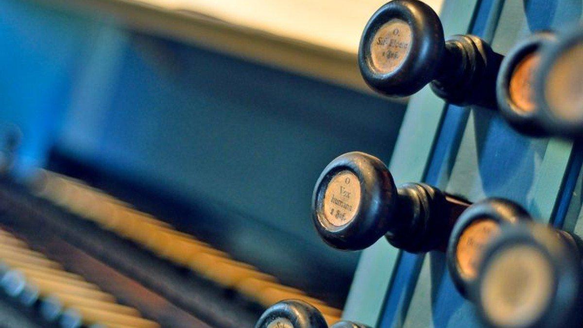 Orgelsommer in der Samariterkirche 2020 - im Fokus...! Martina Kürschner