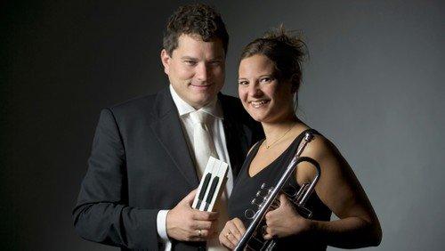 """Bov Kirke; """"Beethoven 250 år"""" - Dorthe Zielke (trompet) & Søren Johannsen (orgel)"""